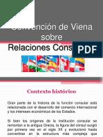 CONVENCION DE VIENA DERECHO INTERNACIONAL PUBLICO