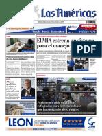 DIARIO LAS AMÉRICAS Edición digital del martes 15 de octubre de 2019