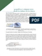 Imaginarios Geográficos y Estigmas Socio