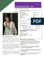 Flood Gates of Heaven Newsletter 3-01-13-1