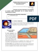 informe de geociencias