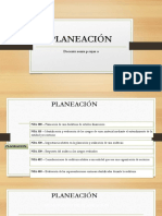 7. Memorando de Planeaciónterminar Proyecto