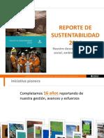 Reporte Sustentabilidad Codelco