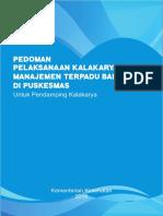 Pedoman Kalakarya MTBS 2018