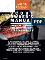 Scout Grill Manual