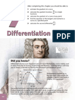 Introduction to Calculus - UK - Differentiation