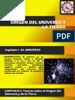 Formacion Del Universo y de La Tierra