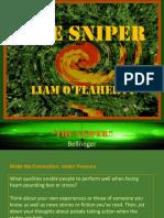 The Sniper Powerpoint Presentation