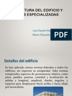 Edificios y Areas Especiales