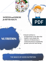 Nutrion and Exercise