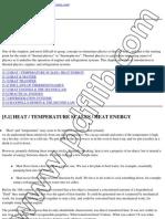 Science Zine - Thermodynamics - 2009-06-15