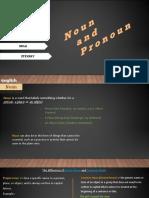 Noun & Pronoun Kel 1