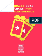 Subvisa Boas Praticas Grandes Eventos Manual
