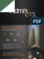 apresentação Admix