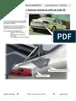 Système d ouverture _ fermeture motorisé du coffre de l Audi A8..pdf