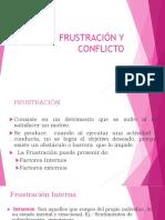 Frustración y Conflicto
