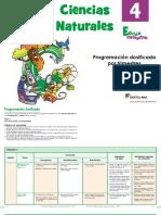 Programa ciencias naturales 4to grado