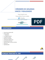 Regimen de Aduanas, Interlogistica d