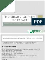 Presentacion Ifsec Sst