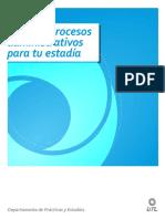Manual Estadias
