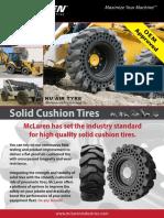 McLaren Solid Cushion Tires