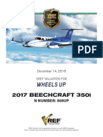 Wheels Up 2017 King Air 350i Sn Fl 1099 n868up Vref Direct