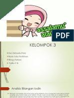 Presentation Analisis bahan organik