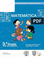 Matematica Texto 3ro EGB Opt