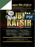 [28] Tafsir Qur`ān Ibnu Katsir (taḣqiq Abū 'Umar Nāshir bin Aḣmad an Najjāri) [Neo 2019 -1441] 2019-09-13.pdf