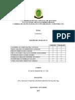 TRABAJO DE APOYO
