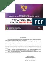 Panduan Fidusia Online Versi 1
