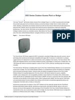 Cisco1300APBridge Spec Web