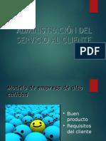 Capacitacion Servicio Al Cliente - Ramo s.a.