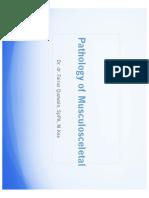 Patologi musculosceketal