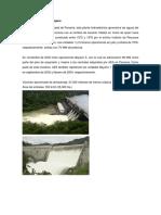 Hidroelectricas en Panamá