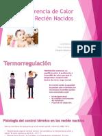 Transferencia de Calor en Los Recién Nacidos (1)