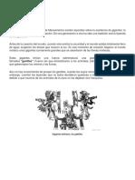 Leyenda mixteca