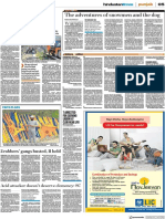 Newspaper design and plans