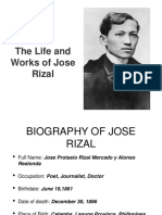 2. Life and Works of Rizal