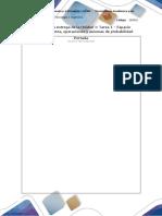 Anexo 1-Tarea 1-Espacio Muestral, Eventos, Operaciones y Axiomas de Probabilidad