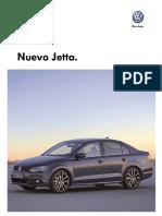 Ficha Tecnica Vw Nuevo Jetta 2014