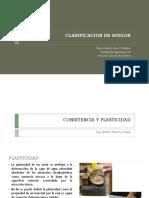5. Clasificación de Suelos