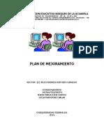 PLAN DE MEJORAMIENTO 2015.docx