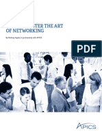 How to Master the Art of Networking (remake)