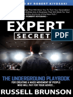 Expert Secret Español