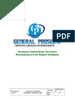 Psg-002 Aciones Correctivas Acc Preventivas Mejora