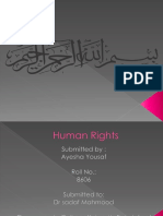 Assignment of Human Right Powerpoint.pptx