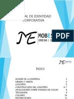 Manual de Identidad Corporativa Mobesco
