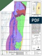 Mapa Represa El QUimbo