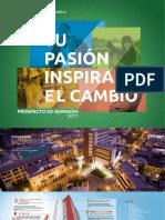 Prospecto Universidad Católica de Santa María